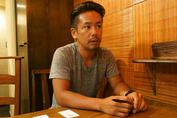 飯泉店長の写真