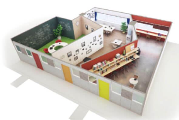 DIY OFFICE Shibauraさんのイメージ