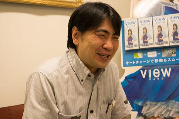 といいつつ爆笑する武田さん