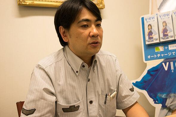 武田さんの表情が一変・・・