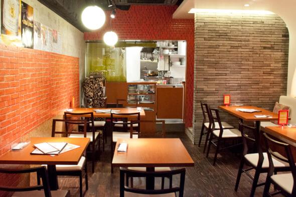 Taka's Kitchenのほぼ全貌