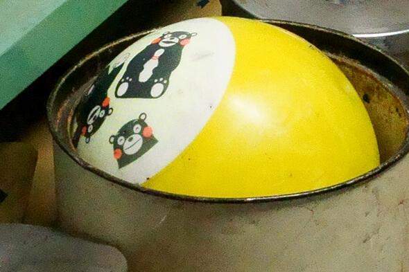 東京ボウリング場協会オリジナルのくまモンボール