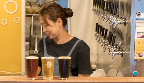 醸造所直営!絶品クラフトビールが田町で飲めるって知ってた?