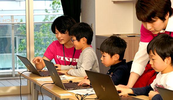 最近増えている子ども向けプログラミング教室、実際どうなの?