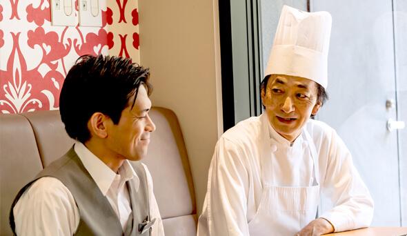 田町のビジネスホテルでしみじみおいしい朝食ブッフェ