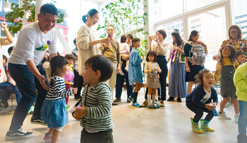 みんな集まれ! 親子で楽しむ音楽祭「SHIBAURAこどもムジカ」