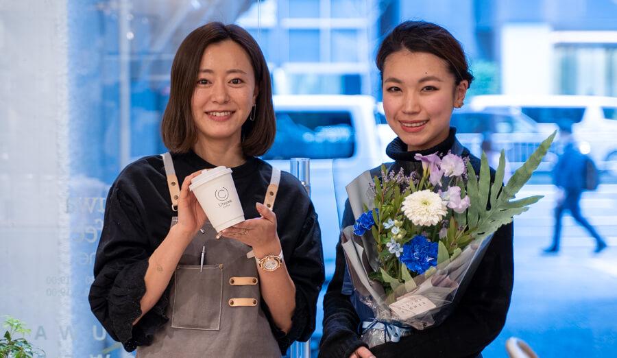 新スタイルのカフェ「Utsuwa Coffee & Wine」が田町に誕生!