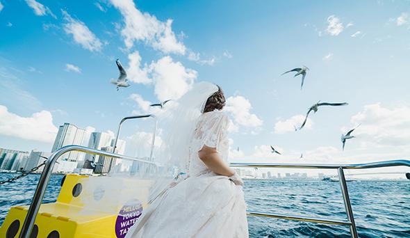 「あれも、これも、やらなくていい」。型破りなウエディングプランナーが生み出した、田町発の水上結婚式とは
